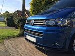 Volkswagen T5 Transporter Facelift Voorspoiler Spoiler Splitter Versie 1