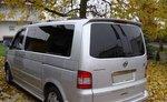 Volkswagen T5 Transporter T5 Met Achterklep Dakspoiler Spoiler