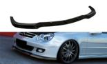 Voorspoiler-spoiler-Mercedes-CLK-W209-2006-t-m-2009-Carbon-Look