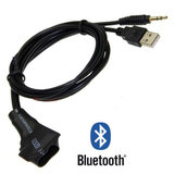 Bmw Aux Bluetooth Audiostreaming uitbreiding E60 E61 E63 E64 E81 E82 E87 E88 E90 E91 E92 E93_9