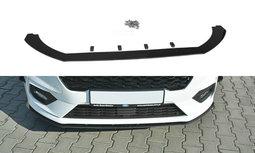 Ford Fiesta MK8 ST / ST Line Racing Splitter Voorspoiler Spoiler Versie 2