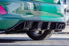 Ford Fiesta MK8 ST Spoiler Rear Centre