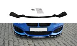 Bmw F20 / F21 M Pakket Facelift 1 Serie Voorspoiler Spoiler Splitter Versie 2