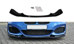 Bmw F20 / F21 M Pakket Facelift 1 Serie Voorspoiler Spoiler Splitter Versie 3