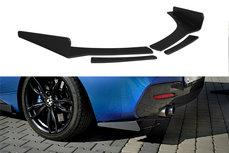 Bmw F20 / F21 M Pakket Facelift 1 Serie Racing Rear Side Splitters