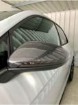 Volkswagen Golf 7 Carbon Look Spiegelkappen Golf 7.5 Facelift