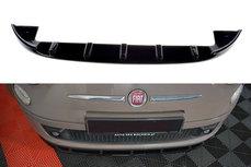 Fiat 500 / 500C Voorspoiler Spoiler Splitter Versie 1