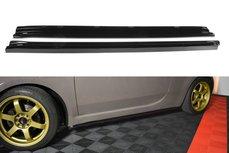 Fiat 500 / 500C Sideskirt Diffuser
