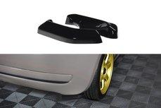 Fiat 500 / 500C Rear Side Splitters