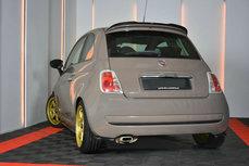 Fiat 500 / 500C Achterklep Spoiler Extention