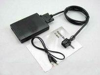 Peugeot Mp3 Wma wisselaar voorzien van USB stick, SD-card en Aux aansluiting