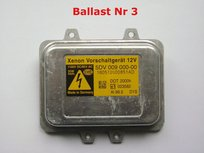 Hella ballast 5DV 009 000-00 Xenon ballast Ford Hyundai