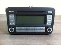Volkswagen radio Rcd 300 Silverline