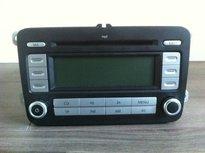 Volkswagen radio Rcd 300 Silverline MP3