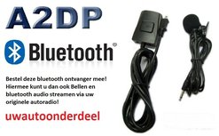 Bluetooth module voor carkit en audio streaming