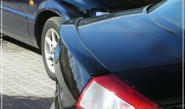 Audi A4 B6 Sedan RS4 Look Achterklep spoiler