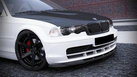 Bmw 3 serie E46 CI Coupe Voorspoiler Spoiler Splitter