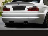 Achterbumper Bmw E46 sedan M3 look