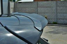 Achterklep Dakspoiler Spoiler extention Seat Leon III Cupra FR vanaf 2012 Hoogglans Pianolak Zwart