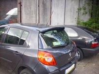 Achterklep Spoiler Renault Clio III