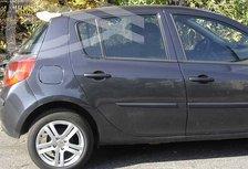 Achterklep Spoiler Renault Clio III Spoiler 2