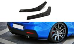 Bmw F20 / F21 M Pakket Facelift 1 Serie Rear Side Splitters