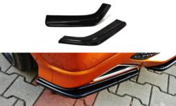 Rear Side Splitters Honda Civic VIII S / R 2006 t/m 2011 Carbon Look