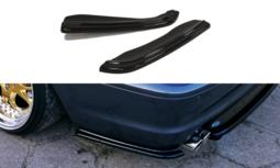 Bmw E46 CI Coupe M Pakket 3 serie Rear Side Splitters