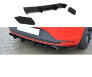Racing Centre Rear / Side Splitter Seat Leon III Cupra
