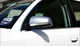 Audi A4 / S4 B6/B7 Aluminium Spiegelkappen Spiegel