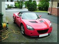 Voorspoiler Spoiler Opel Speedster 2000 t/m 2006