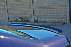 Achterklep Spoiler extention Saab 9-3 Turbo X Carbon Look
