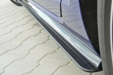 Carbon Racing Side Skirt Diffuser Volkswagen Golf 7 R R20 Facelift Echt Carbon