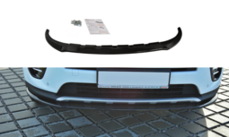 Voorspoiler spoiler Kia Sportage MK4 GT Line vanaf 2015 Hoogglans Zwart