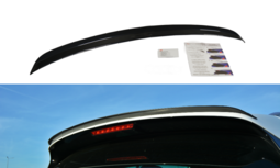 Achterklep Spoiler extention Kia Sportage MK4 GT Line Vanaf 2015 Hoogglans Zwart