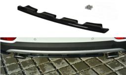 Centre Rear Splitter Kia Sportage MK4 GT Line vanaf 2015 Hoogglans Zwart