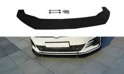 Racing Splitter Voorspoiler Spoiler Volkswagen Golf 7.5 GTI / GTD Facelift Versie 1