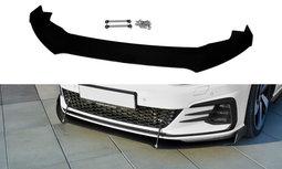 Racing Splitter Voorspoiler Spoiler Volkswagen Golf 7.5 GTI / GTD Facelift Versie 2