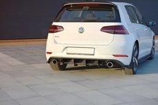 Racing Centre Rear Splitter Volkswagen Golf 7.5 GTI / GTD Facelift