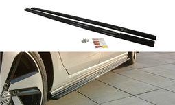 Sideskirt Diffuser Volkswagen Golf 7.5 GTI / GTD Facelift Carbon Look