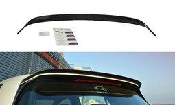 Achterklep Dakspoiler Spoiler extention Volkswagen Golf 7.5 GTI / GTD Facelift Carbon Look