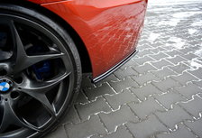 Bmw M6 Grand Coupe Rear Side Splitters