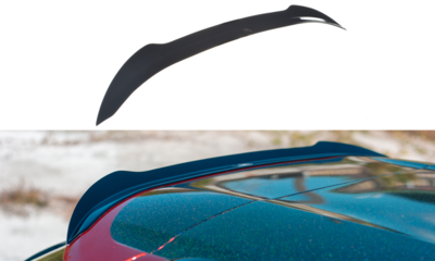 Peugeot 508 SW MK2 Achterklep Spoiler Extention Maxton Design