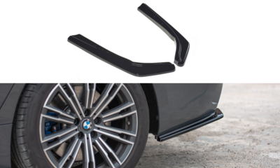 Bmw 3 Serie G20 M Pakket Rear Side Splitters Maxton Design