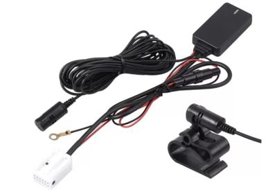 Volkswagen Bluetooth Adapter Kabel Met Carkit Geschikt voor Rcd 210 Rcd 310 Rcd 510 Rns 310 Rns 315 Rns 510
