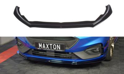 Ford Focus MK4 ST Line Voorspoiler Spoiler Splitter Versie 4