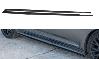 Volkswagen Passat B8 R Line Sideskirt Diffuser Maxton Design
