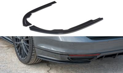 Volkswagen Passat B8 R Line Rear Side Splitters