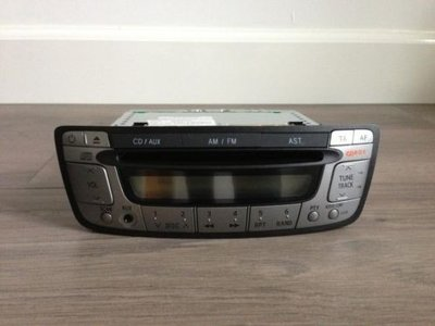 Peugeot 107 Radio cd speler Aux in! - uwautoonderdeel