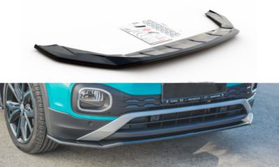 Volkswagen T Cross Voorspoiler Spoiler Splitter Versie 1